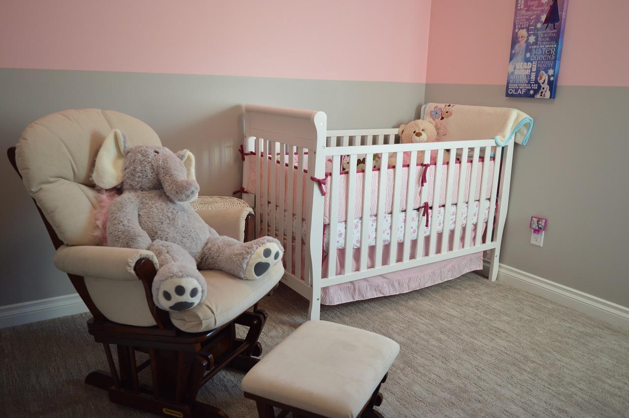 Comment décorer la chambre de bébé
