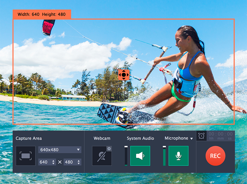 Personnalisez vos vidéos avec MovaviScreen Recorder Studio