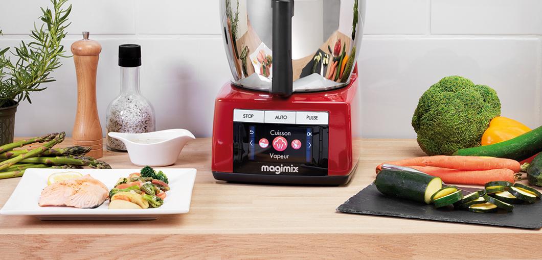 La cuisson vapeur - quels sont les bienfaits et les avantages