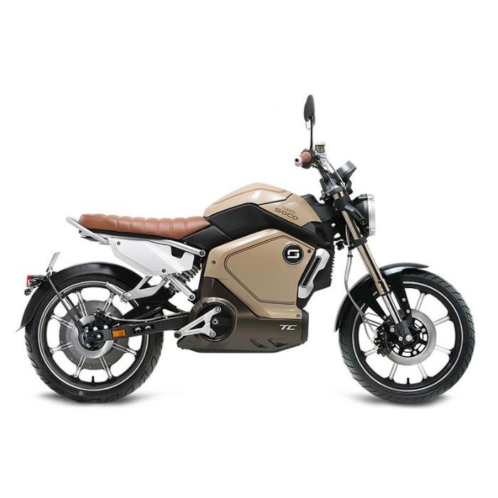 Quels sont les avantages de la moto électrique Super Soco TC