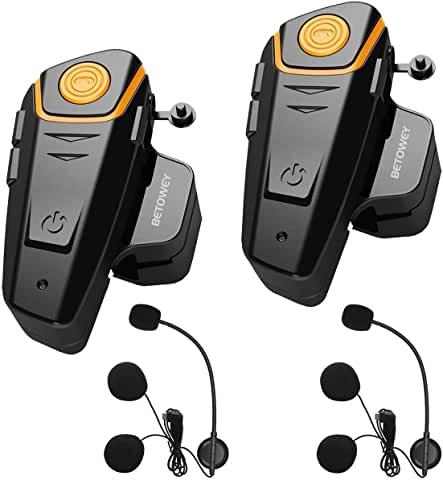 Meilleur Intercom Bluetooth duo moto
