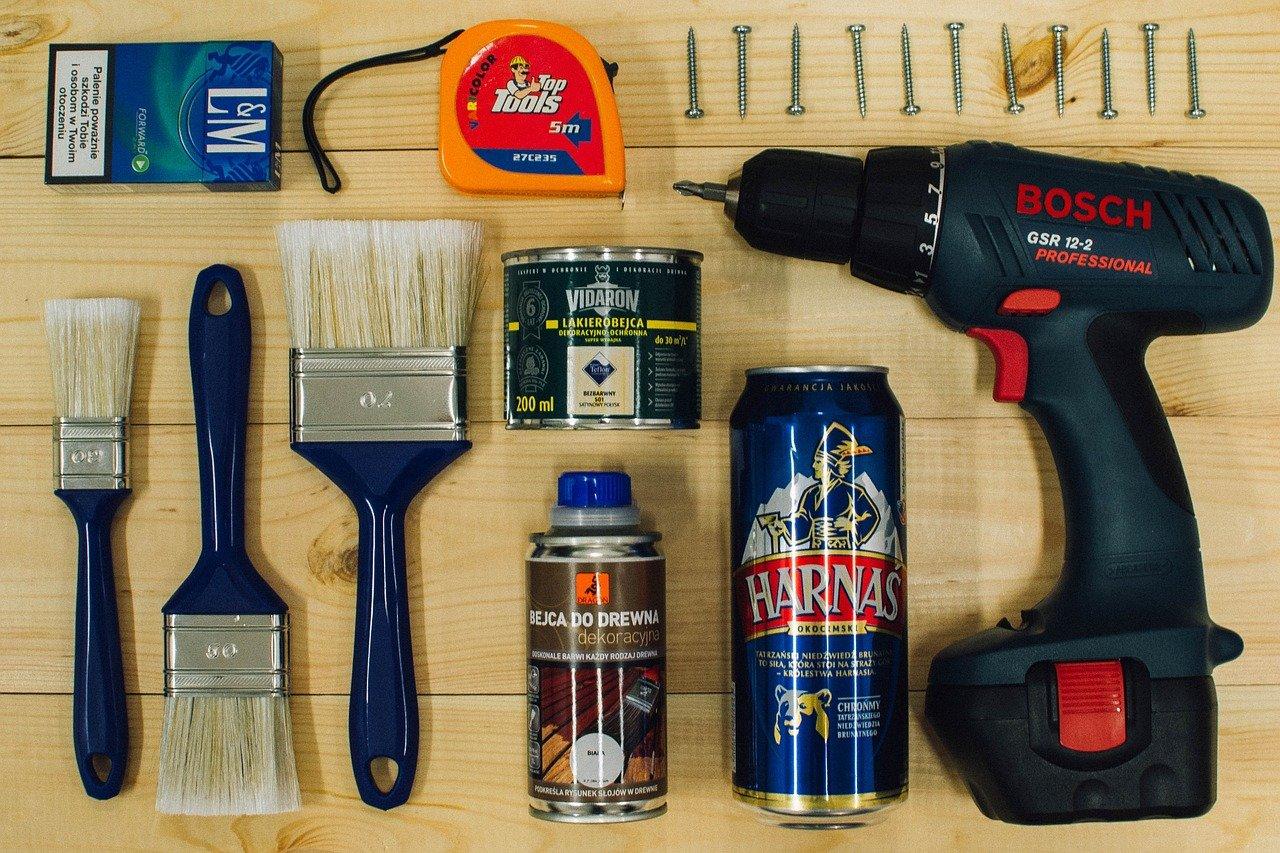 Accessoires de bricolage indispensable à la maison