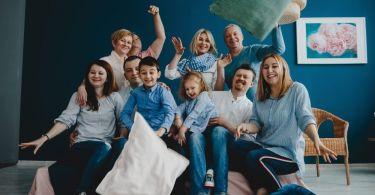 soirée amusante famille